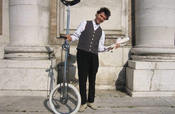 Fabio Zaganelli – Professional Performer