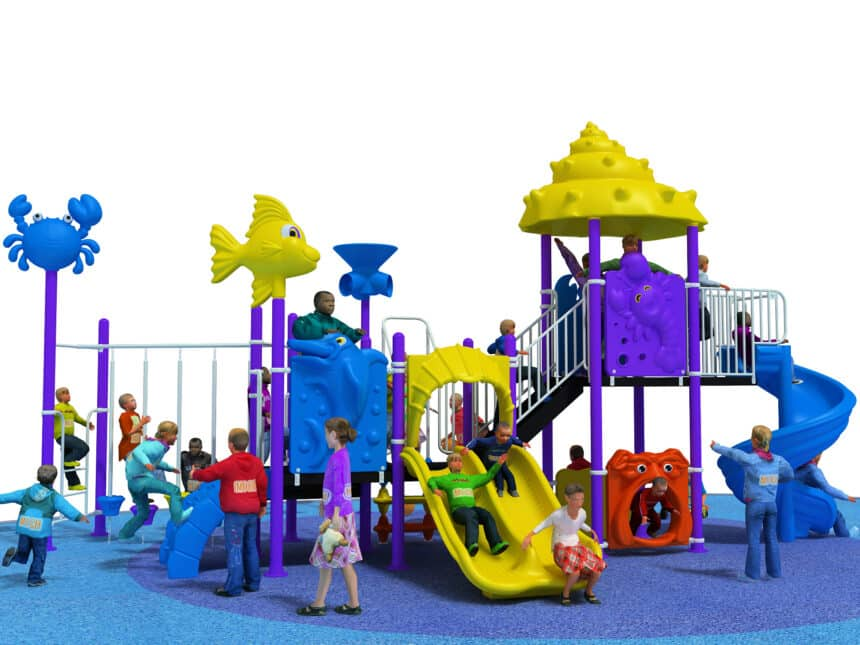 Playground Play Marine