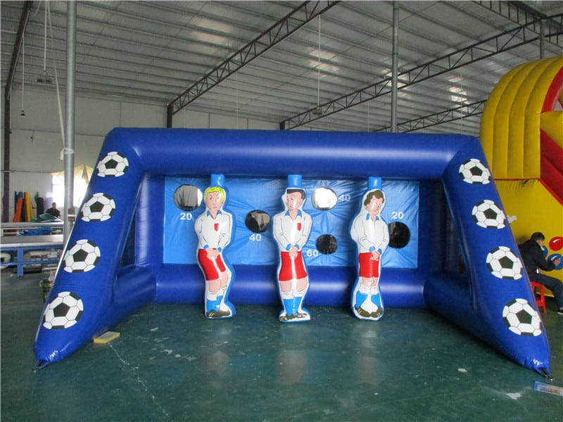 Porta da Calcio Gonfiabile