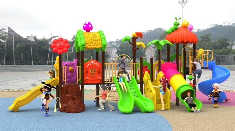 Playground Sunny