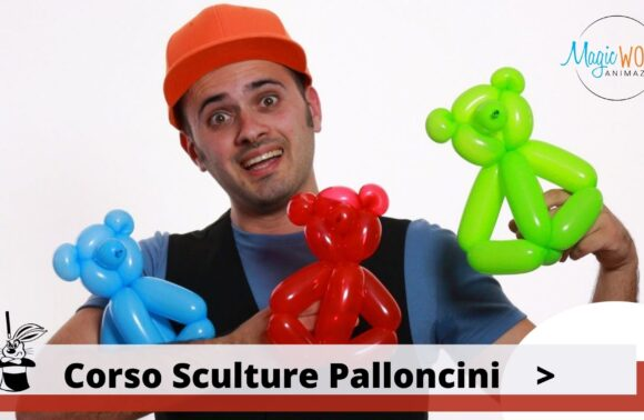 Video Corso – Sculture di Palloncini
