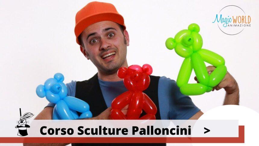 Video Corso – Sculture di Palloncini